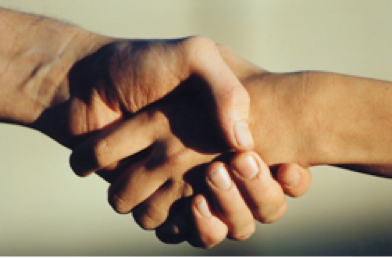 Handshake - KotzHeating