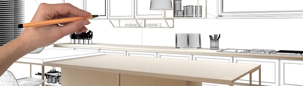 Kotz plumbing showroom has great design options for your small kitchen