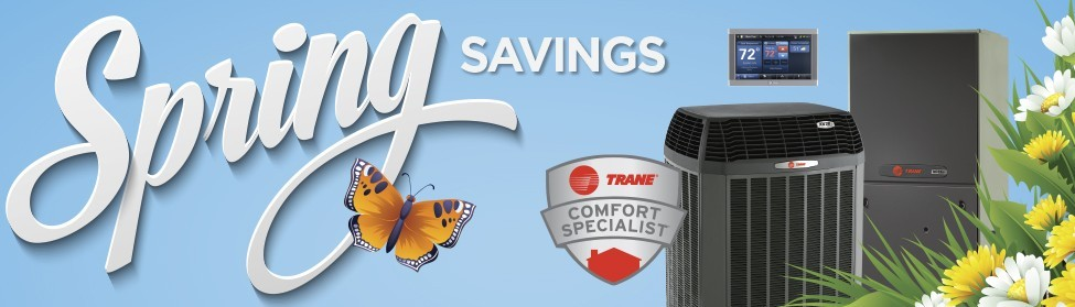 Kotz has teamed up with Trane to offer a spectacular spring promotion