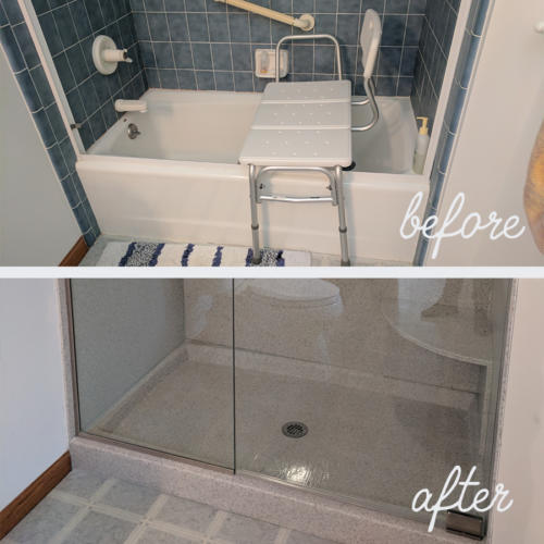 bathroom remodel gallery